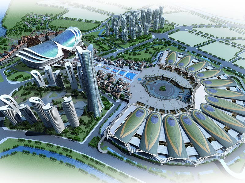 Kunming Dianchi International Exhibition Center