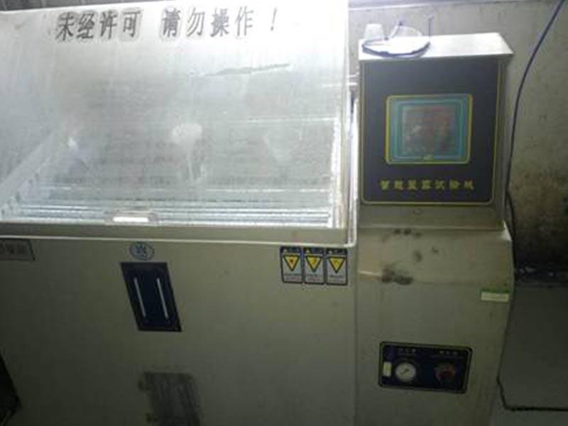 Salt Spray testing Machine