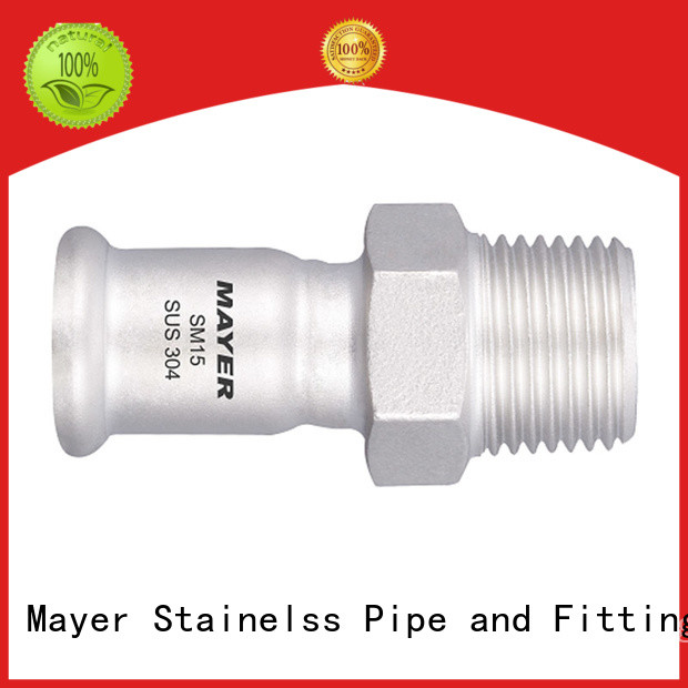 Mayer Best pipe coupling factory HAVC