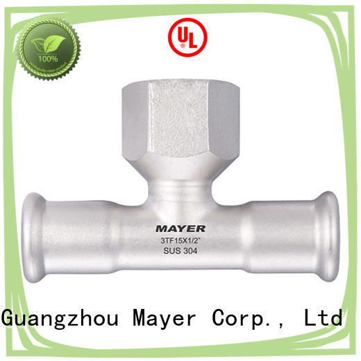 Mayer branch branch tee manufacturers gas supply