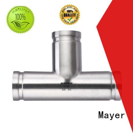 Mayer Custom grooved fitting for sale water pipeline
