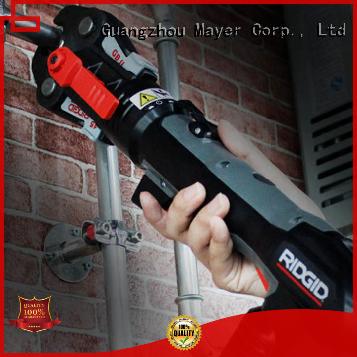 Mayer High-quality press fitting tools for business tube installation