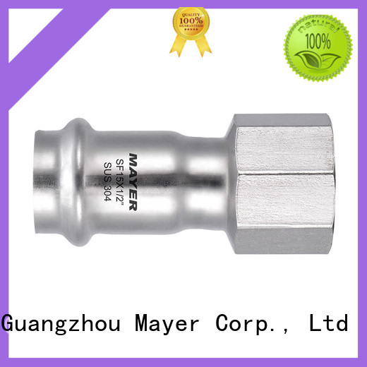 Mayer fitting pipe coupling for sale HAVC