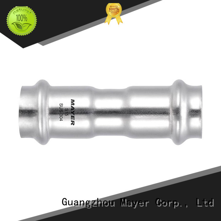 Mayer coupling pipe coupling for business HAVC