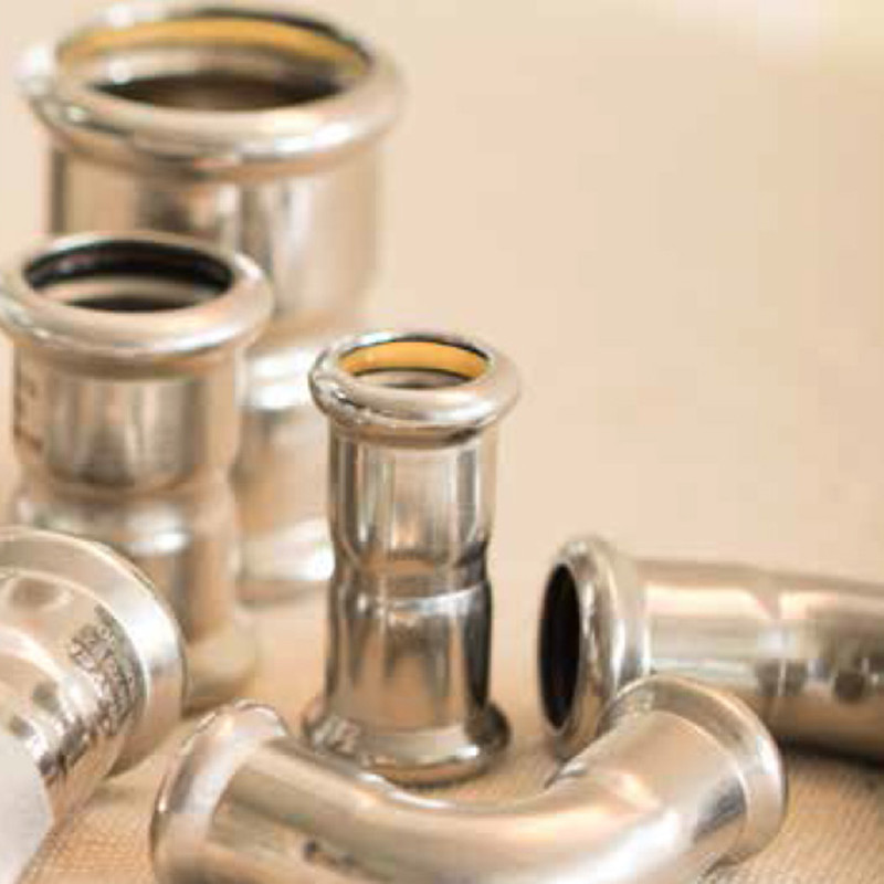 Mayer Press Fittings for Gas Pipeline