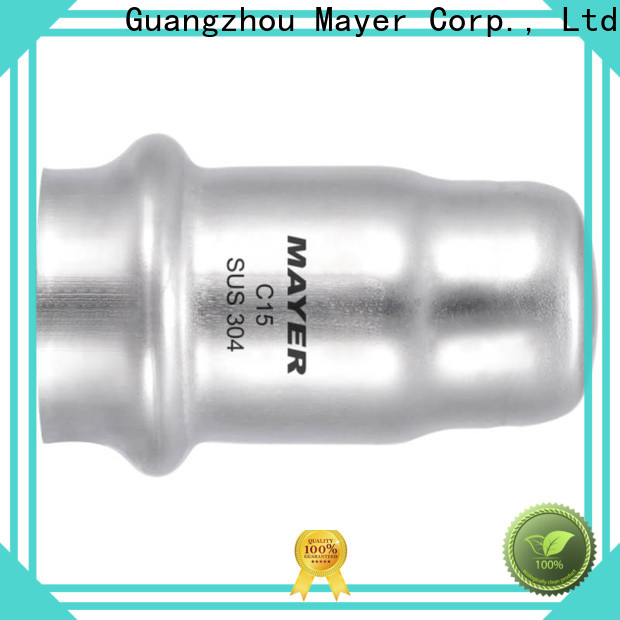 Mayer cap press fitting end cap for sale gas pipeline
