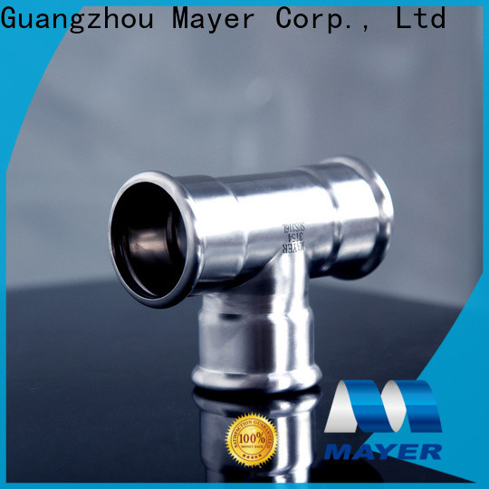 Mayer female branch tee fitting manufacturers water supply