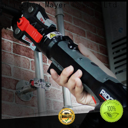 Mayer Wholesale pipe press fitting tool company tube installation