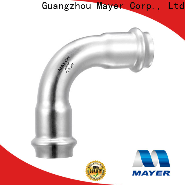 Mayer degrees elbow fitting manufacturers steam system