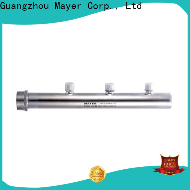 Mayer Wholesale press coupling for sale cold and hot water supply