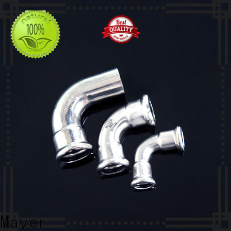 Mayer Best elbow pipe fitting supply potable water system