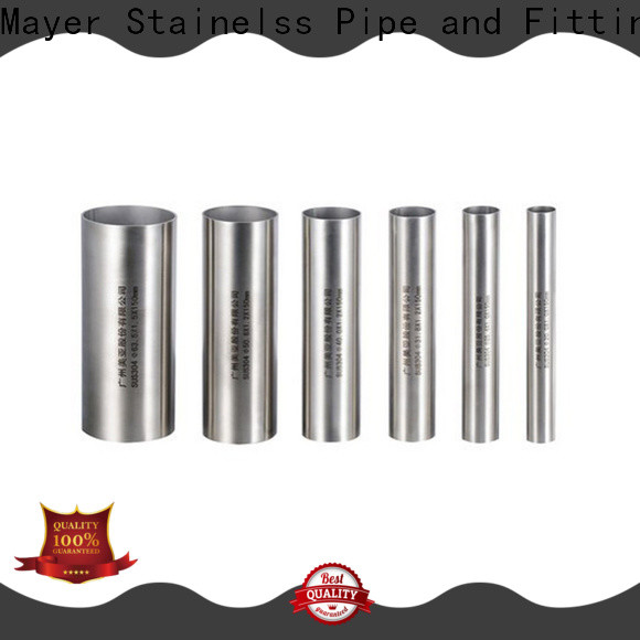 Mayer tube 316 stainless steel tubing manufacturers heating system