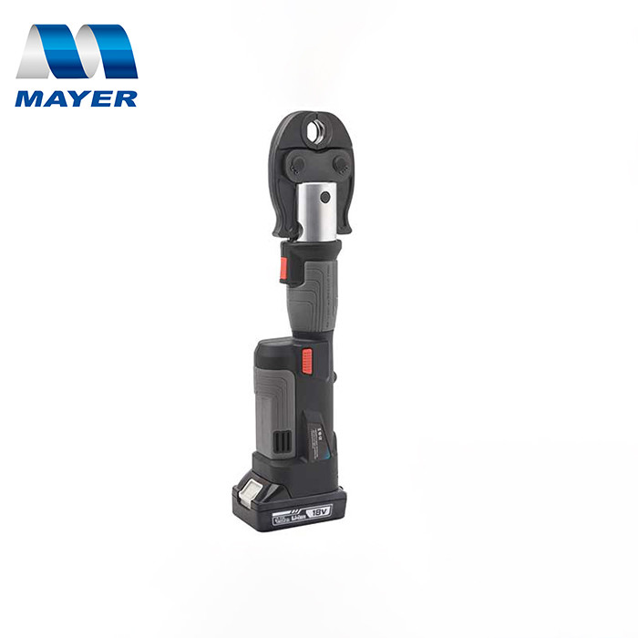 18v battery hydraulic powered pipe fitting press tools pex crimping tool for copper stainless steel pipe