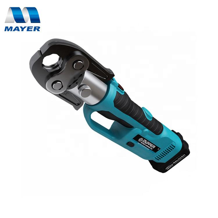18V 3.0Ah Li-ion PZ-1550 Hydraulic Crimping Tools Battery Powered Press Tool