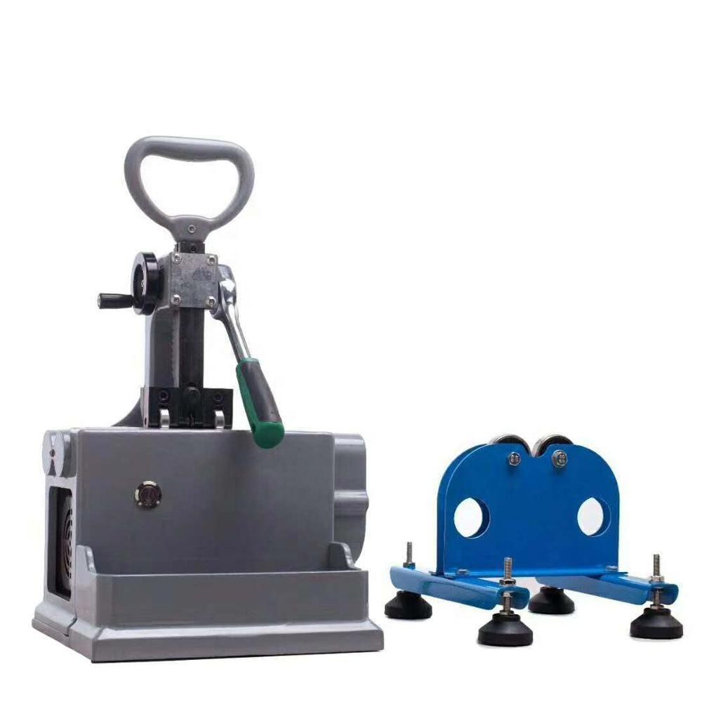 Hydraulic Electric Pipe Cutter 6-67mm Tube Cutting Machine