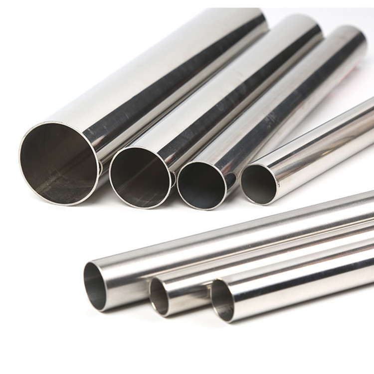 SS Tube 304 316L Sanitary Seamless Stainless Steel Pipe