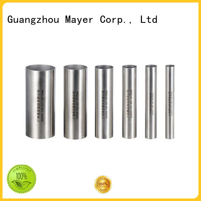 Mayer steel stainless steel tubing manufacturers industrial gas pipe system