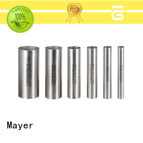 Mayer 304316l stainless pipe factory industrial oil pipe system