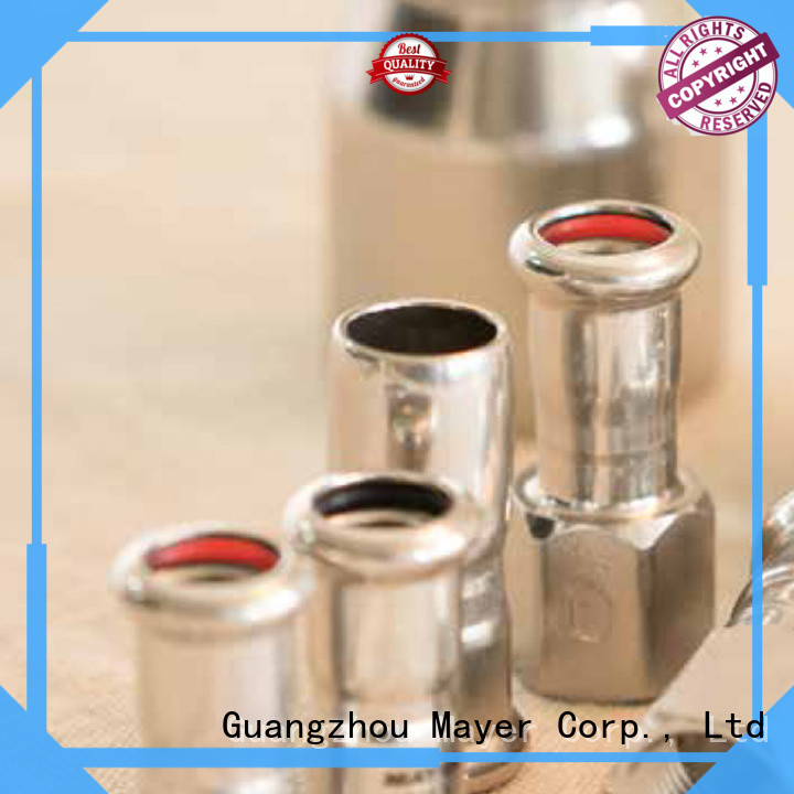 Mayer Wholesale Press fittings for gas pipeline for sale water pipeline